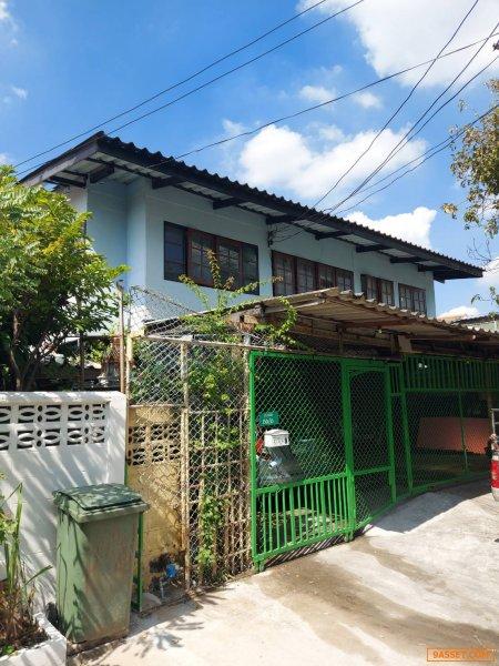ขายบ้านหลังมุม ย่าน รัชดา 32 เเยก7  เขตบางซื่อ กรุงเทพมหานคร