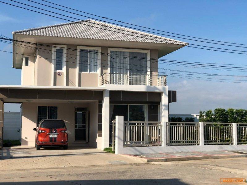 ขายบ้านเดี่ยว หมู่บ้าน สัมมากร ชัยพฤกษ์-วงแหวน ย่าน จ.นนทบุรี  อำเภอบางบัวทอง