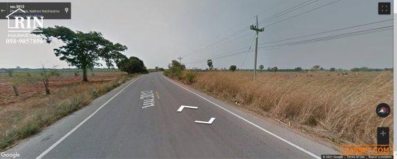 ด่วน ถูกมาก ที่ดิน 2 ไร่ ด่านขุนทด นครราชสีมา ติดถนนทางหลวง 3012