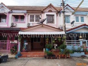 ทาวน์เฮ้าส์ หมู่บ้าน จันทกานต์ เพิ่มสิน 58 ขายถูก