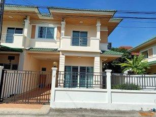 ขายบ้านมือสองหงส์ประยูร 3 บางบัวทอง จ.นนทบุรี  สภาพใหม่ 3,300,000 บาท