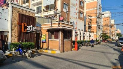 คอนโด เดอะ แคช ลำลูกกา คลอง 2 The Cache Lamlukka Klong 2 รถไฟฟ้า BTS สายสีเขียว (สถานีคูคต)