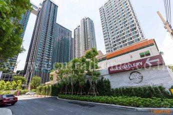 คอนโด ไลฟ์ อโศก - พระราม 9 ชั้น 15 ห้องมุม ( Life Asoke Rama 9 )