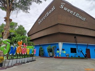 ขายโรงแรมม่านรูด โซนหางดง สันป่าตอง  มีใบอนุญาตถูกต้อง จำนวน 26 ห้อง