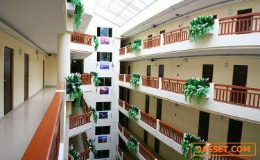 อพาร์ทเม้นท์ให้เช่า หอพัก ห้องเช่ารายเดือน kvmansion Sukumvit 81 ใกล้ BTS อ่อนนุช Promotion สู้ Covid ใกล้รถไฟฟ้าBTS อ่อนนุช
