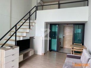 ขายคอนโด Knightsbridge Duplex Tiwanon คอนโด 2 ชั้น ชั้น 16 ทิศใต้ พร้อมเข้าอยู่