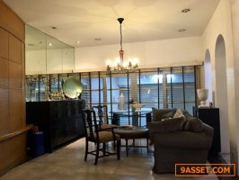 Natural Place, situated in the heart of the city,  Sukhumvit 31. Easy access to both MRT and BTS