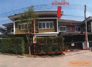 ขาย ทาวน์เฮ้าส์ 2 ชั้น หมู่บ้าน กรีนเนอรี่ ทาวน์ 2นอน 2น้ำ บ้านบึง จังหวัดชลบุรี