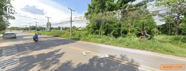 ขายที่ดินสวย 17 ไร่ 84 ตารางวา ตรงข้ามเรือนไทยรุจิรัตน์ ติดถนนวิเวกธรรม ตำบลเมืองเก่า อำเภอเมืองขอนแก่น จังหวัดขอนแก่น