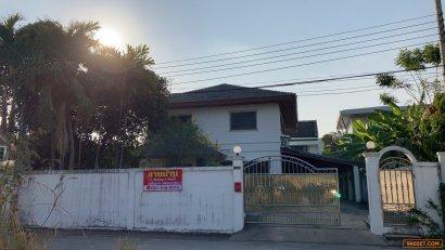 นาคนิวาส48 แยก 4 ลาดพร้าว บ้านเดี่ยว ทำเลดีใกล้ห้าง