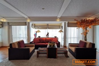 For sale,bargain price,Langsuan Ville Condo,160 sqm near BTS Ratchadamri station