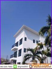 ขายบ้านเดี่ยว หลังใหญ่ 3 ชั้น 5 ห้องนอน ขนาด 54 ตร.ว. ราคาถูก ได้วิวสวย ทำเลดี โชคชัย 4  ลาดพร้าว