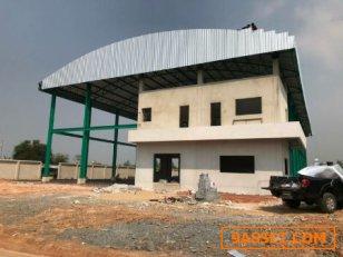 ขาย โรงงาน สร้างใหม่ โรงงาน ขนาด 1 ไร่ 200 งาน พื้นที่ 1500 ตรม. ซอยวัดเกตุวดี