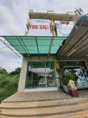 CYP013ขายโฮมออฟฟิศ อาคารสำนักงาน ศรีราชา ชลบุรี Home office / Commercial building for SALE