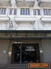 ขายอาคารพานิชย์ ซอยบรมราชชนนี 37 มี 3 คูหา 48 ตรว. ขายลดประชดโควิด ถูกกว่าประเมิน 1 ล้านบาท