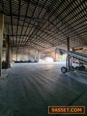 ให้เช่าโรงงาน/คลังสินค้า พื้นที่สีม่วง พท.1,600 ตร.ม. พระประแดง ติดท่าเรือ TCT