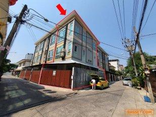 ขาย Modern Life Townhome @ ห้วยขวาง ประชาอุทิศ 22 MRT ศูนย์วัฒนธรรม พร้อมอยู่