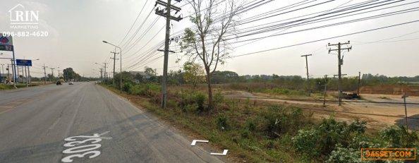 S1095ขายด่วนมาก ที่ดิน ต. ต้นโพธิ์ อ.เมืองสิงห์บุรี จ.สิงห์บุรี คุณเอ็ม 097-414-6165