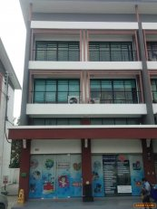 ขายทาวน์โฮม 3ชั้น 2คูหา (JSP CITY RANGSIT-KLONG1)