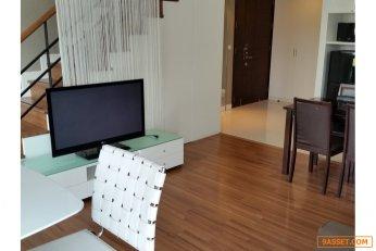 The Rajdamri Luxury Condo 1 Bedroom Duplex Unit for Rent/Sale - Price Reduced