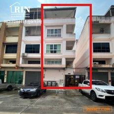 ขายด่วน อพาร์ทเม้นท์ 5 ชั้น ขายพร้อมผู้เช่า เก้ากิโล@ศรีราชา (13 ห้อง พร้อมออฟฟิศด้านล่าง)