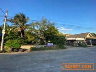 ที่ดิน YE-01 บ้านกอก ตำบลบ้านเป็ด ขอนแก่น 1 งาน 7 ตร.วา BAN PED Khonkaen