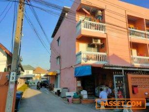 ให้เช่า อพาร์ทเม้นท์ หอพักตึกสีส้ม ขนาด 28 ตรว. พื้นที่ 112 ตรม.