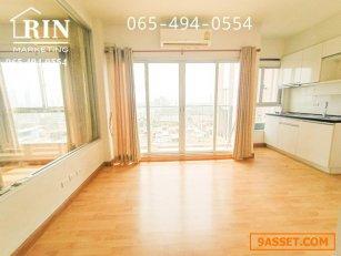 ขาย The Park Land (เดอะพาร์คแลนด์) ตากสิน ท่าพระ  1 Bedroom  ชั้นสูง ใกล้ BTS (S10) ตลาดพลู เดอะมอลล์ ท่าพระ