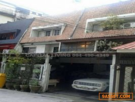 Townhouse Sukhumvit 55 (Thonglor 6) For Sell BTS Thonglor