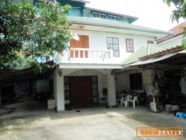 21402 ขายบ้านเชียงใหม่ บ้านหลังโรงพยาบาลลานนา ช้างเผือก อำเภอเมืองเชียงใหม่ House for SALE, Near Lanna Hospital, Changphuek, Muaeng, Chiangmai, THAILAND.
