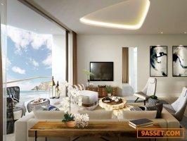 ขายถูกคอนโด วีรันดา เรสซิเดนซ์ หัวหิน (Veranda Residence Hua-Hin)  ติดชายหาด วิวทะเล
