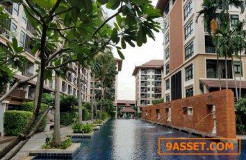 ขาย คอนโด คอนโด Low rise สไตล์ Thai-Modern บ้านนวธารา เกษตร-นวมินทร์ 46 ตรม. ติดถ.เกษตร-นวมินทร์