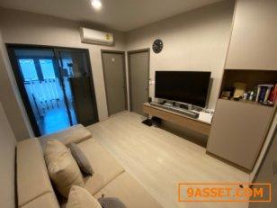 T0654 ขาย คอนโด Ideo ท่าพระ อินเตอร์เชนจ์ 34.5 ตรม. 1 ห้องนอน 1 ห้องน้ำ ใกล้ MRT ท่าพระ เพียง 100 เมตร.