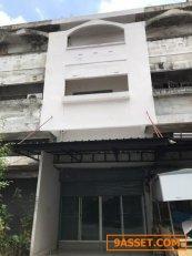 ให้เช่าตึกแถว 3 ชั้น ลาดพร้าว 71 ซอยนาคนิวาส ย่านลาดพร้าว ใช้ที่อยู่จดทะเบียนได้