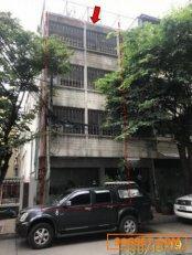 ขายอาคารพานิชย์ 4 ชั้น 2 คูหา ติดถนนนราธิวาสราชนครินทร์ ซอย2 บางรัก ใกล้ BTS ช่องนนทรี