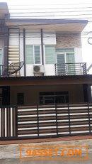 ขายบ้านกัสโต้ รามคำแหง ทาวน์เฮ้าส์ 2 ชั้น 21 ตรว.