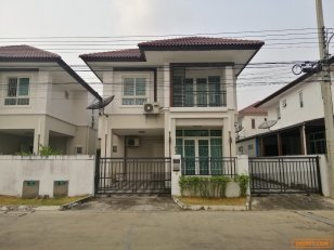 75138 - ขาย บ้านแฝด หมู่บ้าน เอสวิลล์ รังสิต-ลำลูกกา คลอง 4 ( S Ville Rangsit-Lamlukka ) ถ.ไสวประชาาราษฏร์ ต.ลาดสวาย อ.ลำลูกกา จ.ปทุมธานี