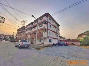 ขายอพาร์ทเม้นท์ บางบัวทองนนทบุรี ทำเลดีใกล้โรงเรียน คนเช่าเต็ม รหัสSH385