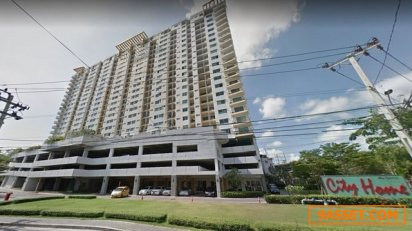 city home ท่าพระ คอนโดใกล้ MRT ท่าพระ เฟอร์ครบ 88 ตร.ม.