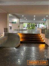 คอนโด  pathumwan resort (ปทุมวัน รีสอร์ท)เฟอร์ครบ 80 ตร.ม.