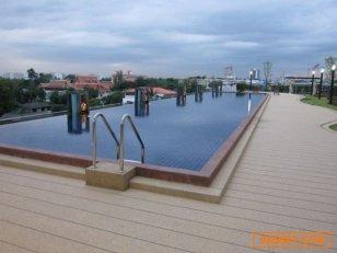 คอนโด supalai park ราชพฤกษ์ เพชรเกษม เฟอร์ครบ ใกล้ BTS วุฒากาศ 46.7 ตร.ม.