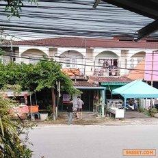 ขายอาคารพาณิชย์ ค้าขาย พื้นที่ 25 ตารางวา ใกล้โรงเรียนวัดบ้านฉาง ใกล้โลตัส บ้านฉาง ระยอง