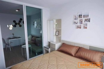 ขายคอนโด ตกแต่งห้องสวย ขายราคาพิเศษ ฟรีเฟอร์ทั้งหมด  Regent Home Sukhumvit 97/1 ใกล้BTSบางจาก