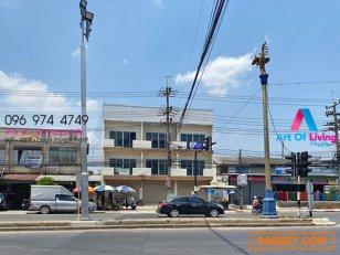 ขายอาคารพาณิชย์ 1 คูหา ตรงข้ามตลาดศรีเมือง จ.ราชบุรี (AOL-F88-2103003662)