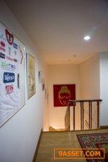 the emporio place สุขุมวิท 24 เฟอร์ครบ duplex ห้องมุม 140 ตารางเมตร
