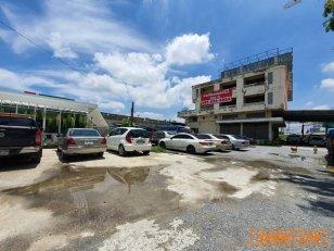 ขายที่ดิน พร้อมอาคารพาณิชย์ ศรีสมาน ปากเกร็ด นนทบุรี 560 ตร.ว ใกล้ รร.หอวัง