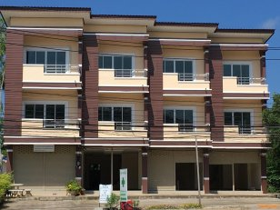ตึกแถว-อาคารพาณิชย์ ขาย/ให้เช่า
