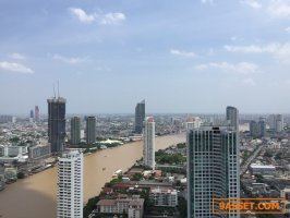 Urgent sale 2 bedrooms very high floor in The River Condominium only 160K/Sq.m