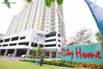 City Home Tha-Phra Intersection ซิตี้ โฮม สี่แยกท่าพระ ห้องเปล่า 88 ตร.ม.