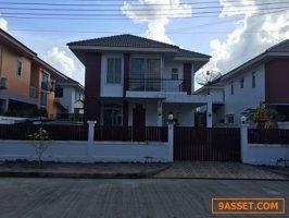 ขายบ้านเดี่ยว2ชั้น ซ.23 หมู่บ้านเจ้าฟ้าการ์เด้นโฮม เกาะแก้ว ต.เกาะแก้ว อ.เมือง จ.ภูเก็ต ราคา 3,800,000 บาท โทร.0866646663